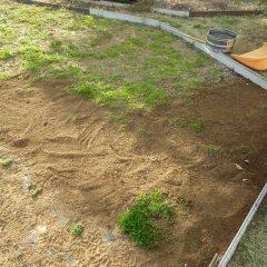 本日の除草作業終了